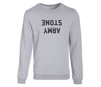 Welsh Crew - Sweatshirt für Herren - Grau