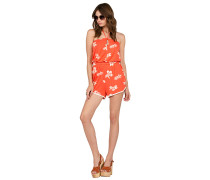 Pine For Me Romper - Rock für Damen - Orange