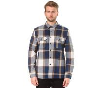 Heavy Daze L/S - Hemd für Herren - Blau