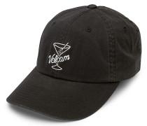 Kneon Night - Snapback Cap für Herren - Schwarz