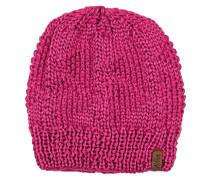 Geometric - Mütze für Damen - Pink
