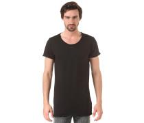 Laser Cut - T-Shirt für Herren - Schwarz