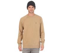 Timemachine Ultraslim Crewneck 2013 - Sweatshirt für Herren - Beige