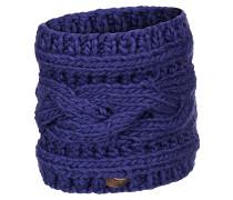 Winter Collar - Neckwarmer für Damen - Blau