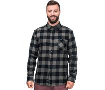 Rashid - Hemd für Herren - Grau