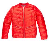 Bliss - Funktionsjacke für Mädchen - Rot