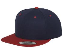 Classic 2-Tone Cap - Blau