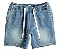 Fonicfix Fleece - Shorts für Jungs - Blau