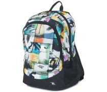 Proschool Ocean Glitch - Rucksack für Herren - Mehrfarbig