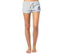 Sun And Surf - Shorts für Damen - Grau