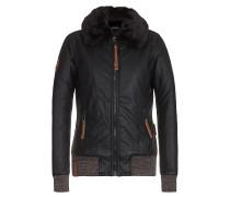 Lattendicht - Jacke für Damen - Schwarz