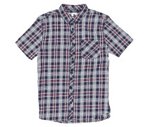 Buffalo S/S - Hemd für Herren - Blau