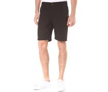 Karel - Chino Shorts für Herren - Schwarz