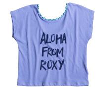 Atmospher Of Aloha - T-Shirt für Mädchen - Lila