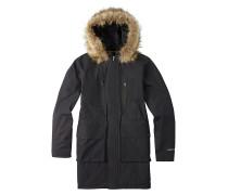 Olympus - Mantel für Damen - Schwarz