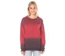 Senioritis Crew - Sweatshirt für Damen - Rot