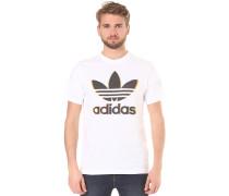 Chromatic Trefoil - T-Shirt für Herren - Weiß