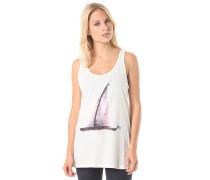 Sailing Boat - T-Shirt für Damen - Weiß