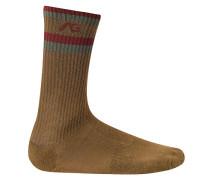 Rigorous 2Pack - Socken für Herren - Braun