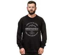 Timothy - Sweatshirt für Herren - Schwarz