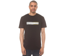 Classic Daily Surf - T-Shirt - Schwarz
