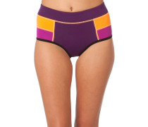 The Bomb Highwaist - Bikini Hose für Damen - Lila