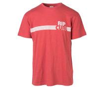 Macao - T-Shirt - Rot