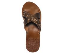 Sol - Sandalen für Damen - Braun