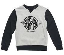 Stoke Merchants Crew - Sweatshirt für Jungs - Schwarz