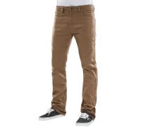Razor - Jeans für Herren - Braun