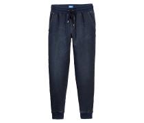 Track Denim Cuffed Tp - T-Shirt für Damen - Blau