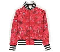 Two Way Street - Trainingsjacke für Damen - Rot