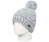 Winter - Mütze für Damen - Grau