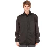 Full Fleece Jacket 2013 - Sweatjacke für Herren - Schwarz