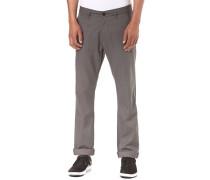 Straight Flex - Stoffhose für Herren - Grau