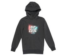 Slant Logo - Kapuzenpullover für Jungs - Grau