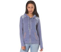 Del Sol - Kapuzenjacke für Damen - Blau