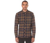 Big Ed Flannel L/S Woven - Hemd für Herren - Beige