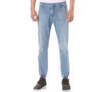 Jogger - Jeans für Herren - Blau