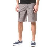 Cargo - Chino Shorts für Herren - Grau
