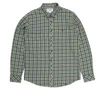Salvage L/S Woven - Hemd für Herren - Beige