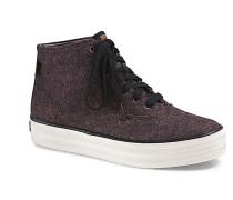 Triple Hi Slub Tweed Textile - Sneaker für Damen - Rot