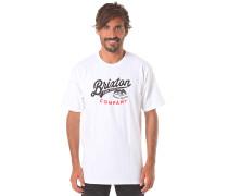 Denton - T-Shirt für Herren - Weiß