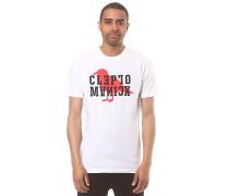 Kyril Gull - T-Shirt für Herren - Weiß