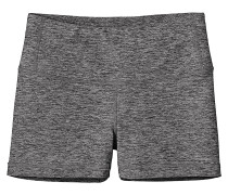 Centered - Shorts für Damen - Grau