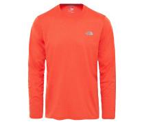 Reaxion AMP Crew - Sweatshirt für Herren - Orange