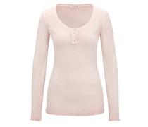 New Vintage - Langarmshirt für Damen - Pink
