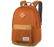 Detail 27L - Rucksack für Herren - Orange