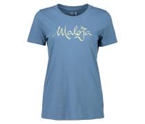 SandraM. - T-Shirt - Blau