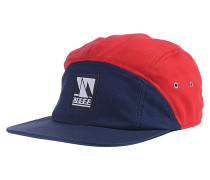 Nautical CamperSnapback Cap Blau